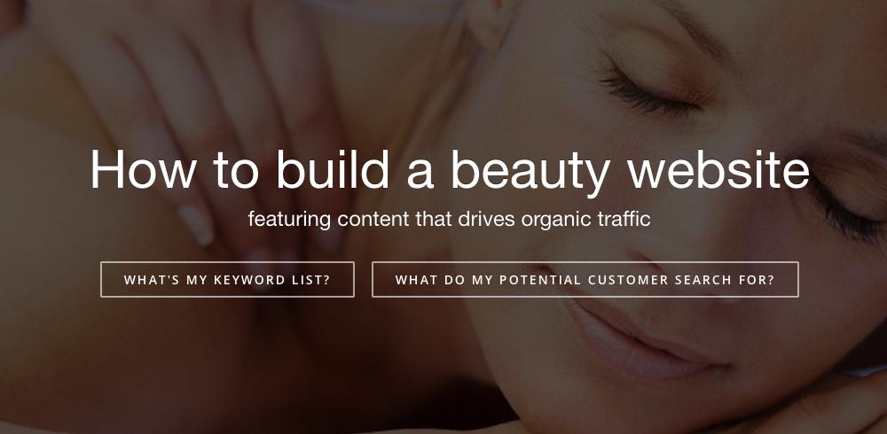 build-beauty-website