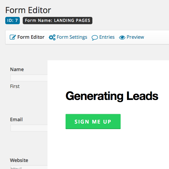 Generating Leads and Conversions