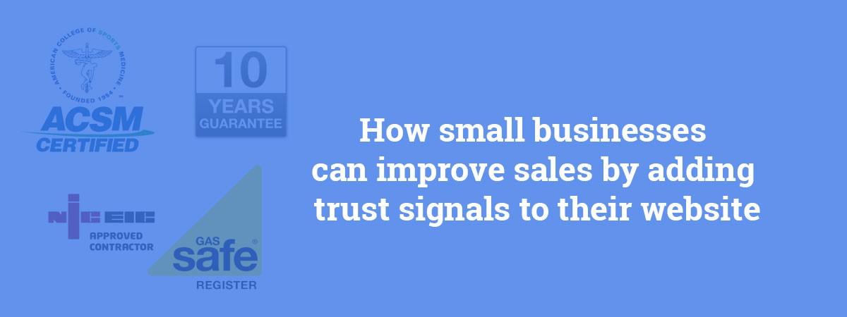 website-trust-signals