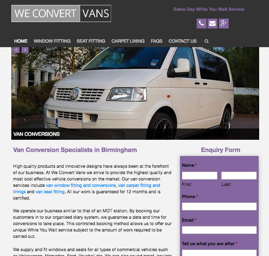 weconvertvans.co.uk